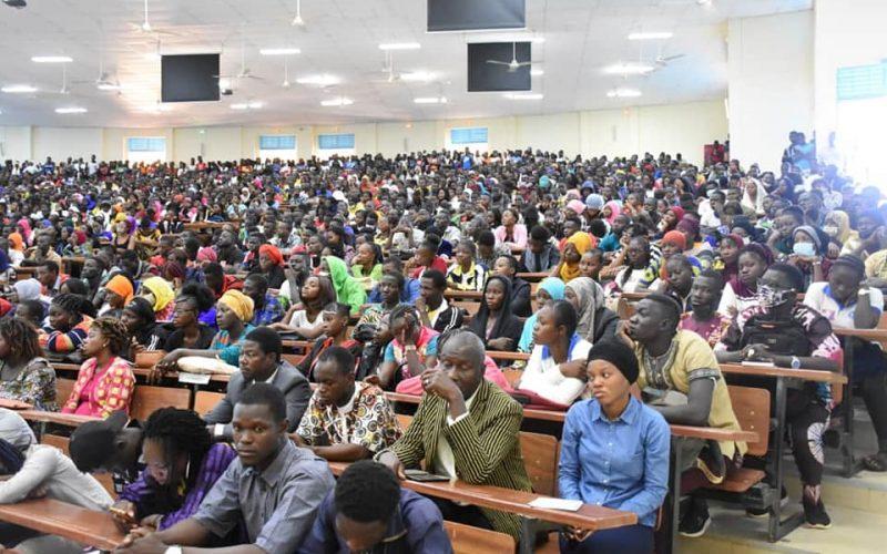 Début des cours à l'université Thomas SANKARA(UTS)