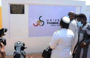 image de l'inauguration du baptème de l'UTS